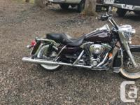 Make Harley Davidson Model Road King Year 2005 kms
