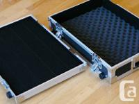 "Our 26""x18"" Premium Pedal Boards features a secured"