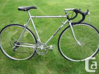 Nishiki Landau Road/Race Bike for Sale. Made in Japan