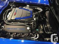 Make Chevrolet Model Corvette Year 1963 Colour Blue