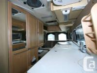 2007 ROADTREK ADVENTUROUS RS. Lesson B Motorhome.