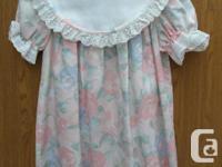 Girls designer Dress - roanna - Summer Dress size 4T