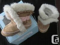 I have 3 pairs of Robeez shoes to sell, all for