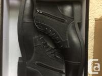 In Perfect Condition, Never used Materials Leather and