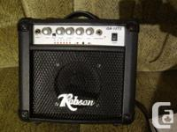 Robson GA-15TS Guitar Amplifier - Very Good Condition.