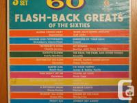 Rock'n Roll records 3 LPs sets Flash back great-golden