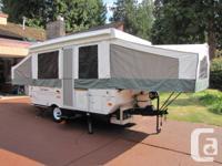 2006 Rockwood Freedom 2280 Tent Camper Trailer
