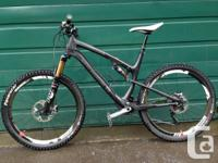 2012 Rocky Mountain Element MSL 70 Carbon frame, Size