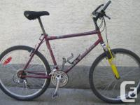 Rocky Mountain - Fusion - tall frame with front