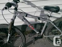 Selling a Rocky Mountain Grind. great bike for getting