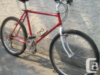 Rocky Mountain - Sherpa with 26 inch tires This bike,