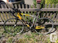 With a bit of a tune up, this bike can be like new! It