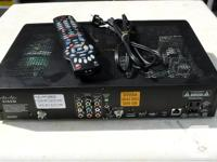 For sale is a Rogers Cisco Explorer 8642HD Box as shown