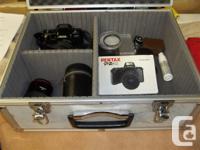 35mm LENSES STARTING AT 10.00 ROKINON AUTO ZOOM 1:1.45