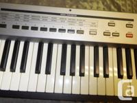 Roland A-37 Midi Controller Keyboard. Located in