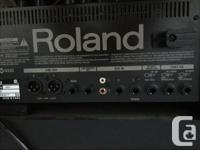 Roland AC60 amp $350 60W Acoustic Chorus, Great for