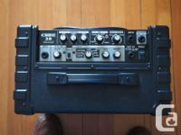 High-quality DSP guitar amplifier with 30-watt output