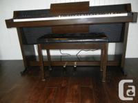 1990 Roland digital piano, like new.  Perfect