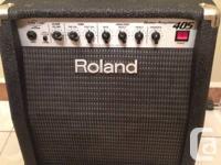 """Roland GC-405X 'Tube Logic' guitar amp. 4-5"""" speakers,"""