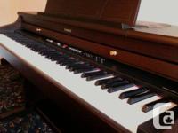 Roland HP-7 Digital Piano - $2800  An attractive piano,