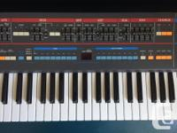 Iconic Synth from Roland. One of the most popular