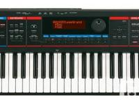 Onstage or in the streets, the JUNO-Di is a traveling