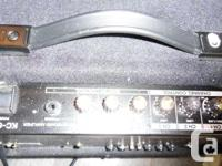 Roland KC-60 Keyboard Amp. Good condition, some small