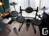 I am looking to sell my Roland TD-3 electronic drum kit
