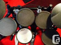 Roland TD-6 complete electronic Drumset. Includes:  1