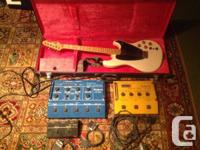 If you have been looking for a complete vintage guitar