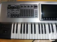 Roland Workstation Fantom-G6 Keyboard with cord.