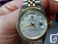 This is a ladies old antique vintage Rolex wristwatch