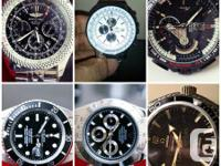 have following watch.  ROLEX SUBMARINER DAYTONA  GMT for sale  Ontario
