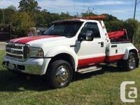 Tow Truck For Sale Canada >> Tow Truck Wrecker Cars For Sale Canada Buy And Sell Used Autos