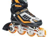 Roller Derby Hornet Pro Adjustable Inline Skates - Size