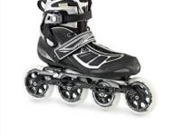 The Tempest 100 is a high performance inline skate with