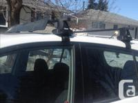 50 inch Thule Kit #1360 square roof rack system with