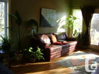 Large furnished room for rent in a quiet, clean house