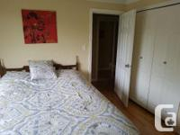 I have a room fro rent in my home, fully furnished with