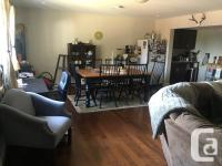 Room for rent in new house. Not far from bus and VIU.