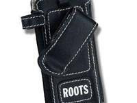 Roots iPod Nano 2nd Gen Case - Black Leather - premium
