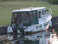 2004 sedan cruiser: The ideal pocket trawler for