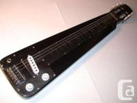 4 String Lap Steel Electric Guitar by Rossetti High