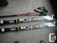 Rossignol skis, Cross Cut 102/93, 177 cm, with