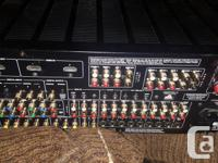 pre-owned Rotel RSX-1057 Surround Amp --- With Remote