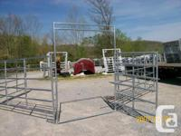 GREAT DEALS on Round pens and fence panels; with 12'