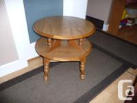 combo of solid wood, pressed w/ strong timber veneer,