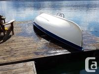 14 ft. Slide seat Whitehall Style rowboat built by