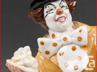 An entertaining Royal Doulton porcelain figurine, The