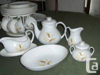 """I'm offering my ceased Royal Doulton """"Golden Maize"""""""